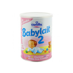 Bon de reduction Alimentaire Candia Babylait