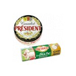 Bon de reduction Alimentaire Camembert Pr�sident